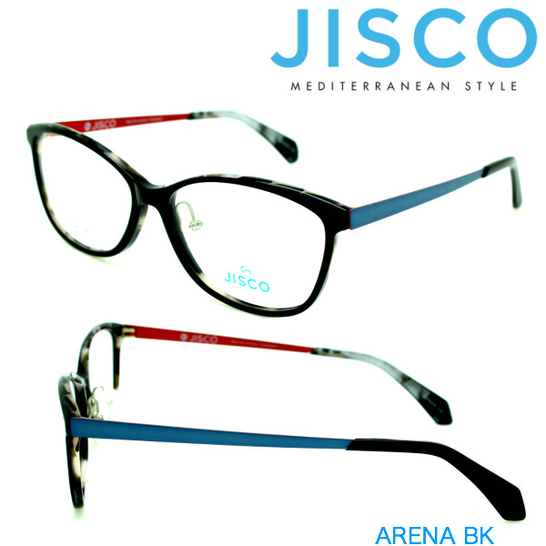 JISCO ジスコ メガネフレーム ARENA BK