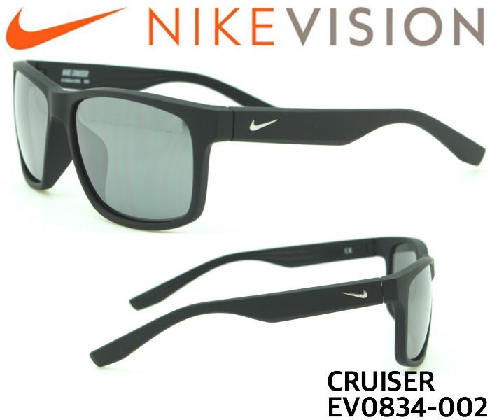 ナイキ NIKE サングラス EV0834 002 CRUISER