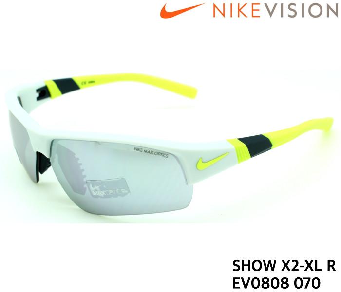 100%品質 ☆ナイキ☆ NIKE サングラス SHOW R EV0808 070 X2-XL SHOW X2-XL R, LUANA LANI:d853ff37 --- ifinanse.biz