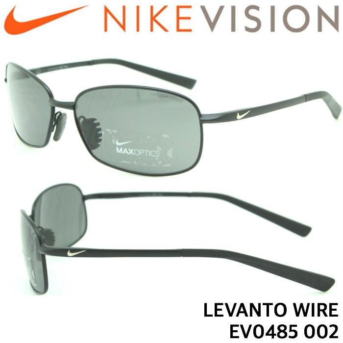 ナイキ NIKE サングラス LEVANTO WIRE EV0485 002