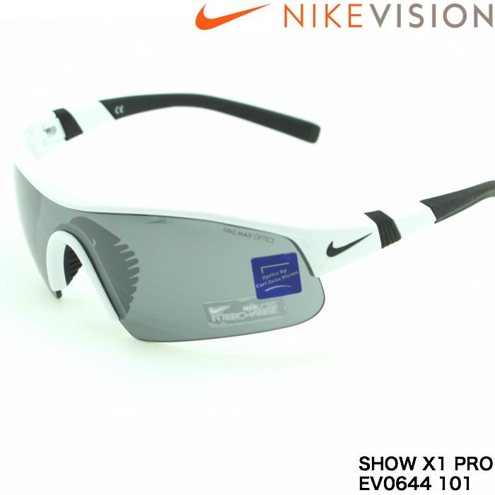 ナイキ NIKE サングラス EV0644 101 SHOW X1 PRO