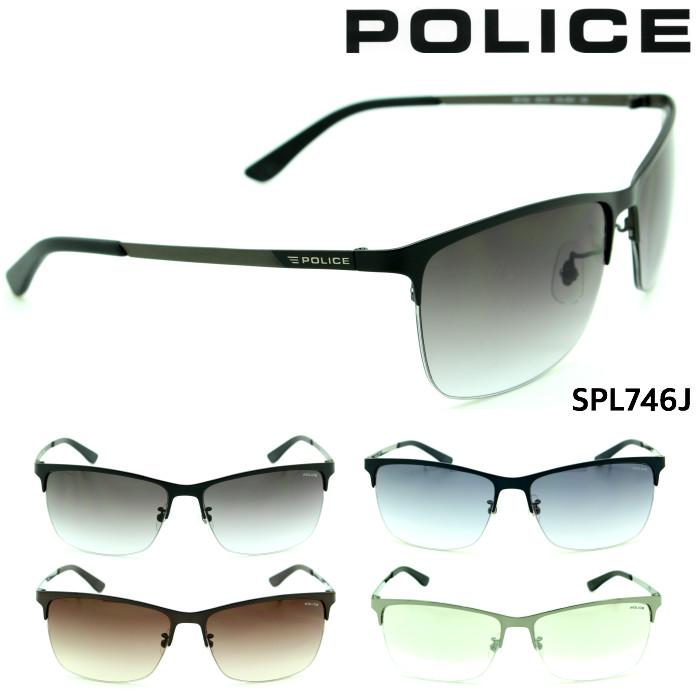 ポリス メンズ POLICE メンズ POLICE サングラス SPL746J SPL746J ジャパンモデル, 大熊町:85c64401 --- officewill.xsrv.jp