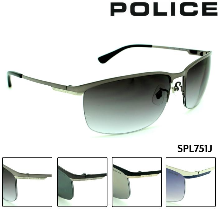 サングラス ポリス SPL751J メンズ ジャパンモデル POLICE