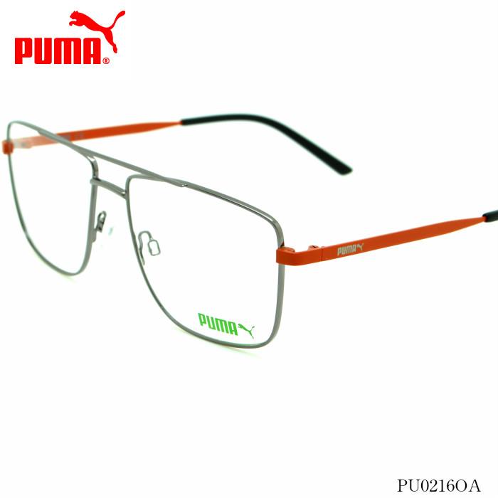 PUMA PUMA プーマ メガネフレーム プーマ PUMA PUMA PU0216O, カフェ プリムラ:c5fbc239 --- officewill.xsrv.jp