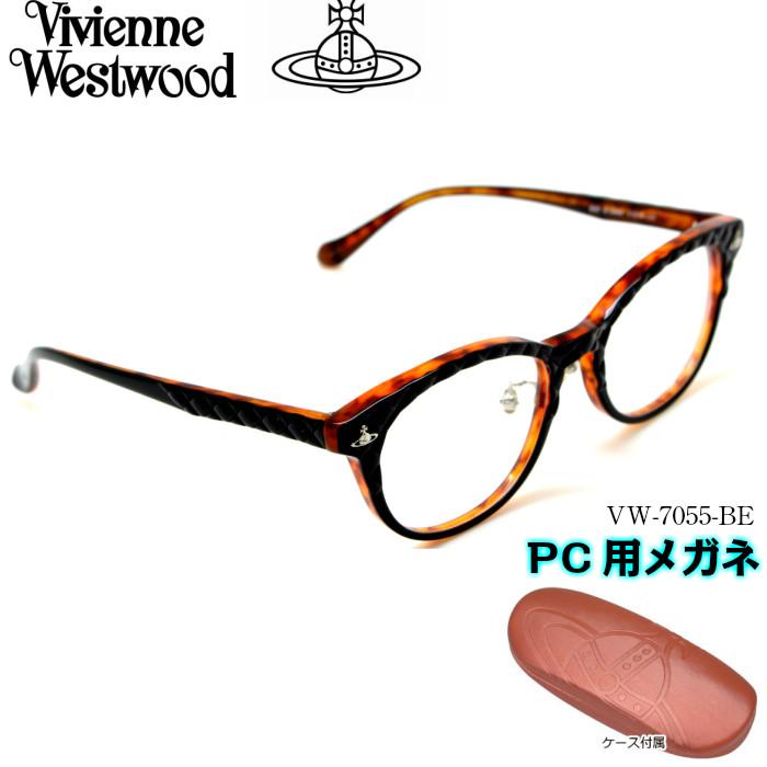 【ブルーライトカットレンズ付き Westwood】Vivienne Westwood PC用メガネ ヴィヴィアンウエストウッド VW7055-BE PC用メガネ VW7055-BE, VOLTAGE:8831cf4a --- officewill.xsrv.jp