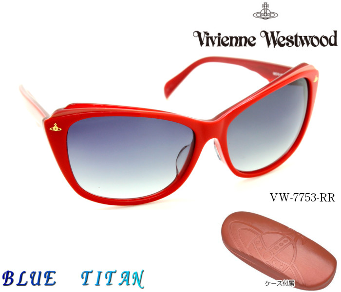Vivienne Westwood Westwood ヴィヴィアンウエストウッドサングラス VW-7753 VW-7753 Vivienne RR, KOMEHYO ONLINESTORE:356433f5 --- officewill.xsrv.jp