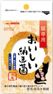 店 キャンペーンもお見逃しなく ドクターズチョイス 猫専用おいしい納豆菌 ささみ味 80g