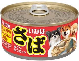 セール品 いなばペット 日本の魚 新作 大人気 さば まぐろ 170g かつお入り