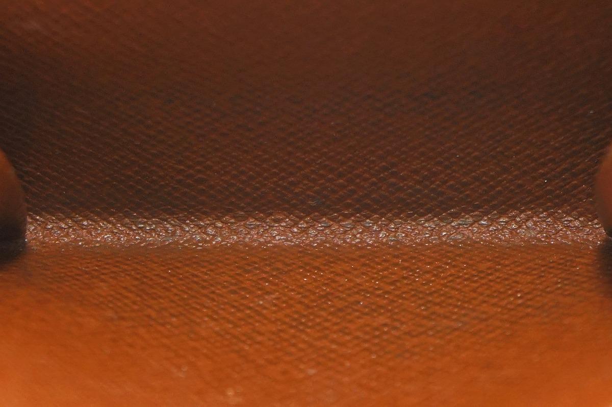 コの字型 モノグラム コンパクトジップ 【財布】 【u】 2つ折ファスナー財布 【中古】 M61667 LOUIS VUITTON ヴィトン ルイ