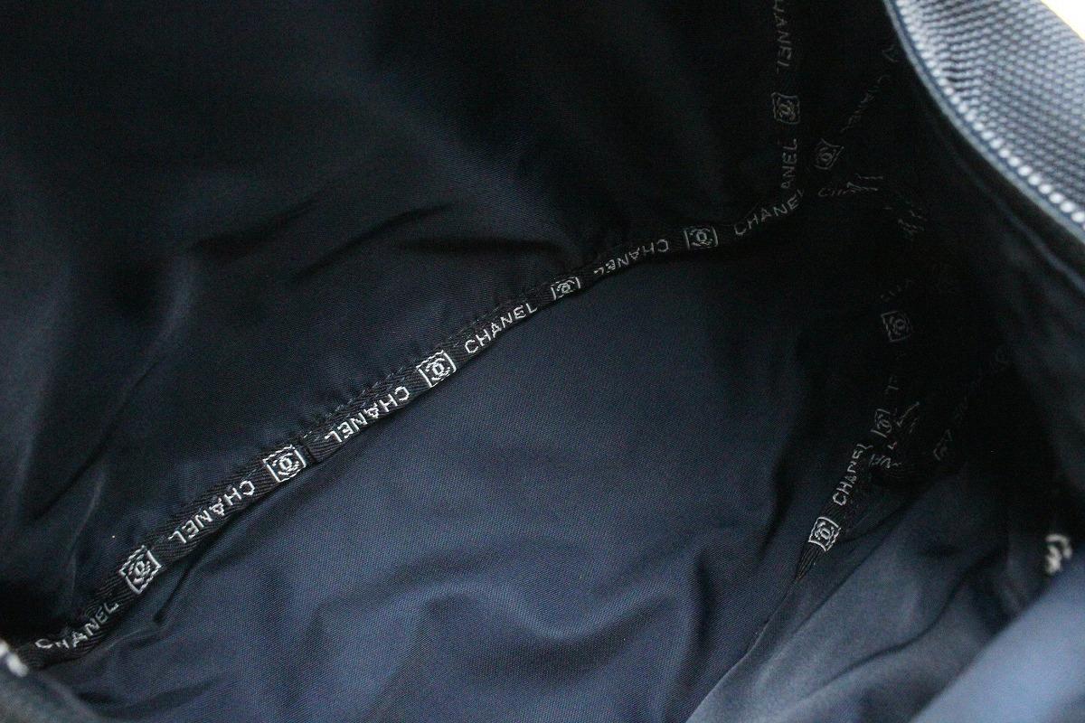 6f701b8459c3 【バッグ】CHANELシャネルスポーツライン2WAYバッグウエストバッグボディバッグハンドバッグロゴココ