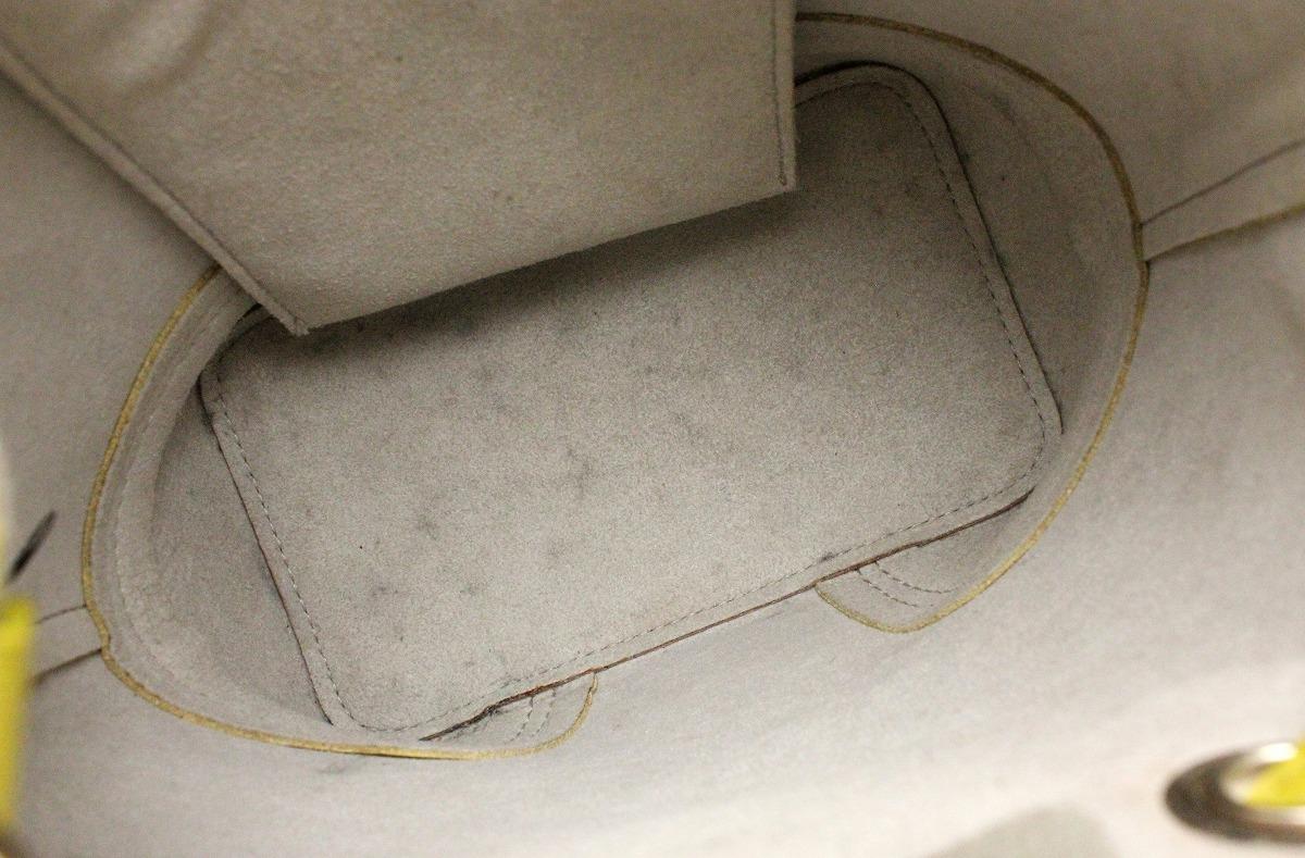 412e8484f106 【バッグ】FURLAフルラハンドバッグショルダーバッグ巾着型2WAYレザー黄色イエロー系216366