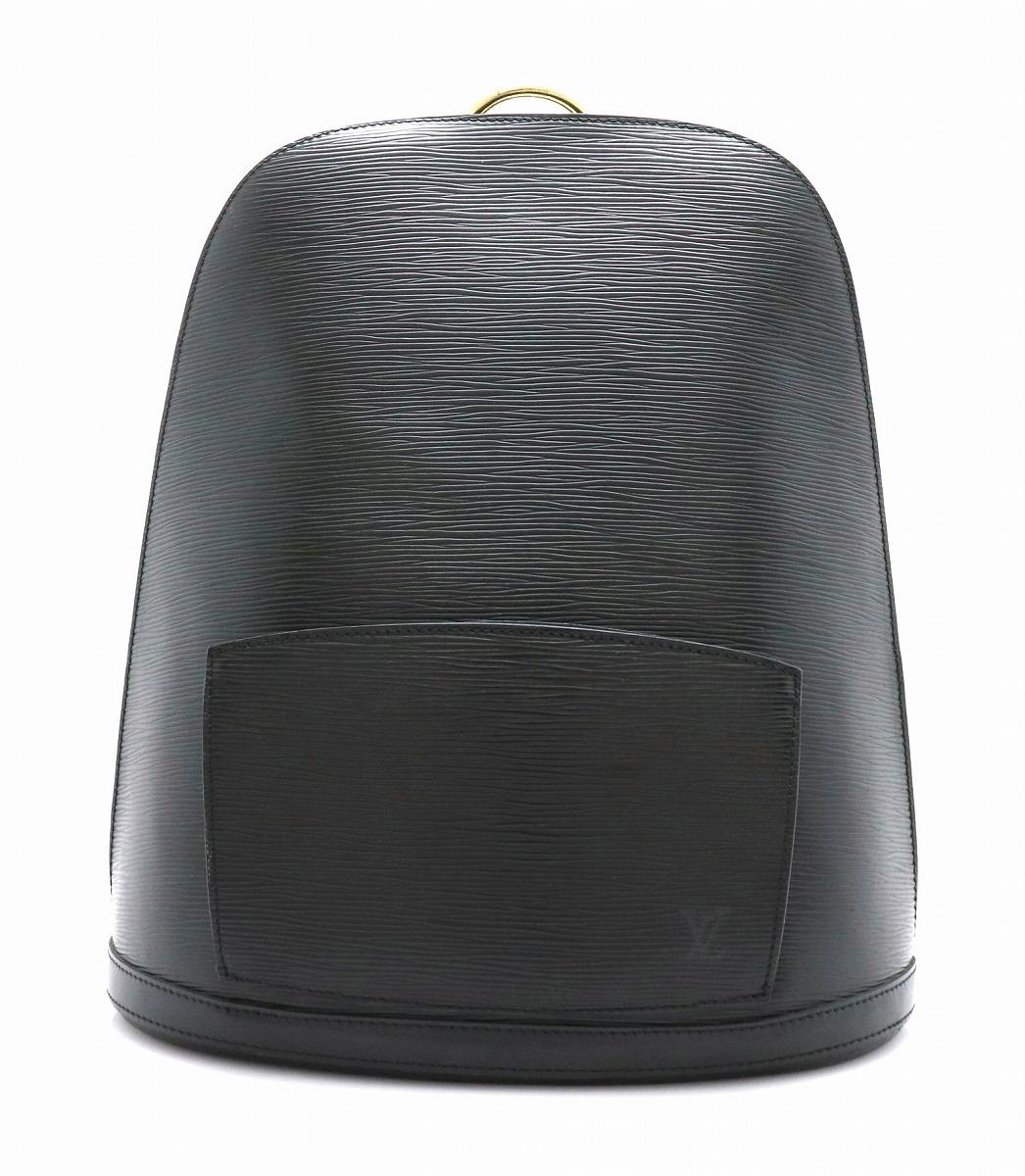 【バッグ】LOUIS VUITTON ルイ ヴィトン エピ コブラン リュック レザー ノワール 黒 ブラック M52292 【中古】【k】