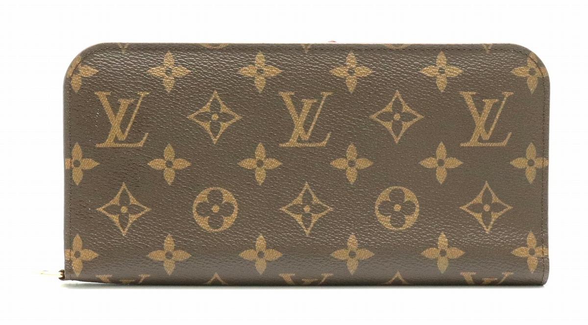 【未使用品】【財布】LOUIS VUITTON ルイ ヴィトン モノグラム アンソリット 2つ折長財布 M60042 【中古】【k】
