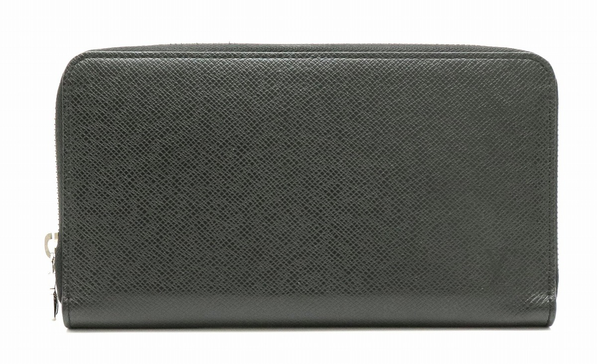 6dc089f1c5ad 【バッグ】LOUISVUITTONルイヴィトンタイガジッピーオーガナイザーNMトラベルケースセカンドバッグ長財布