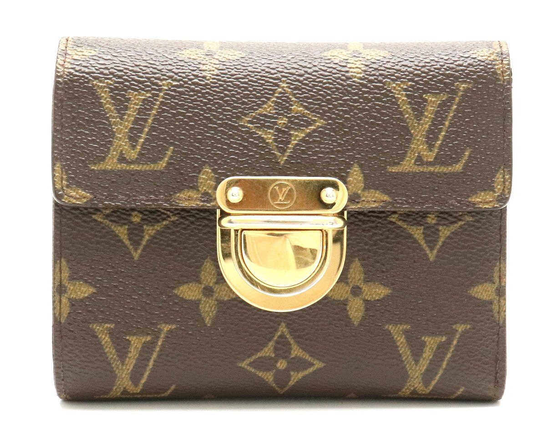 【財布】LOUIS VUITTON ルイ ヴィトン ポルトフォイユ コアラ 3つ折財布 ベタなし M58013 【中古】【k】