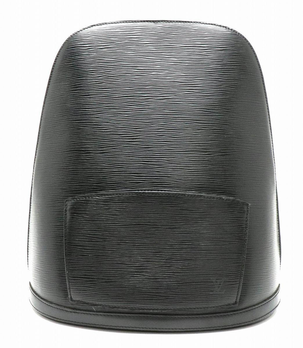 【バッグ】LOUIS VUITTON ルイ ヴィトン エピ コブラン リュック ショルダーバッグ レザー ノワール 黒 ブラック M52292 【中古】【k】