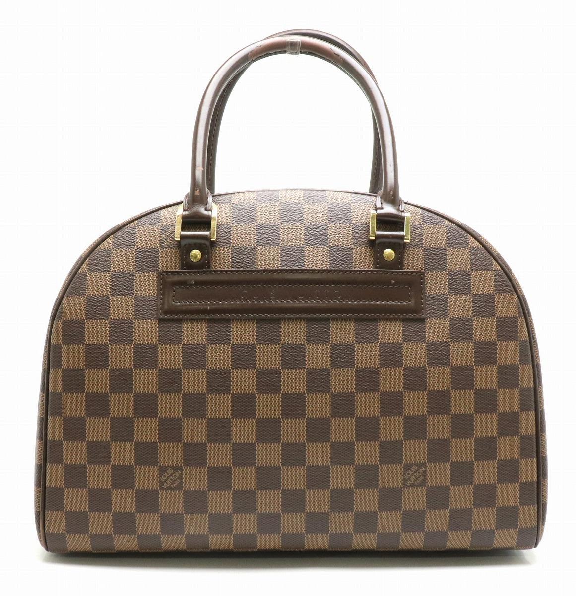 【バッグ】LOUIS VUITTON ルイ ヴィトン ダミエ ノリータ24 ハンドバッグ ボストンバッグ N41455 【中古】【s】