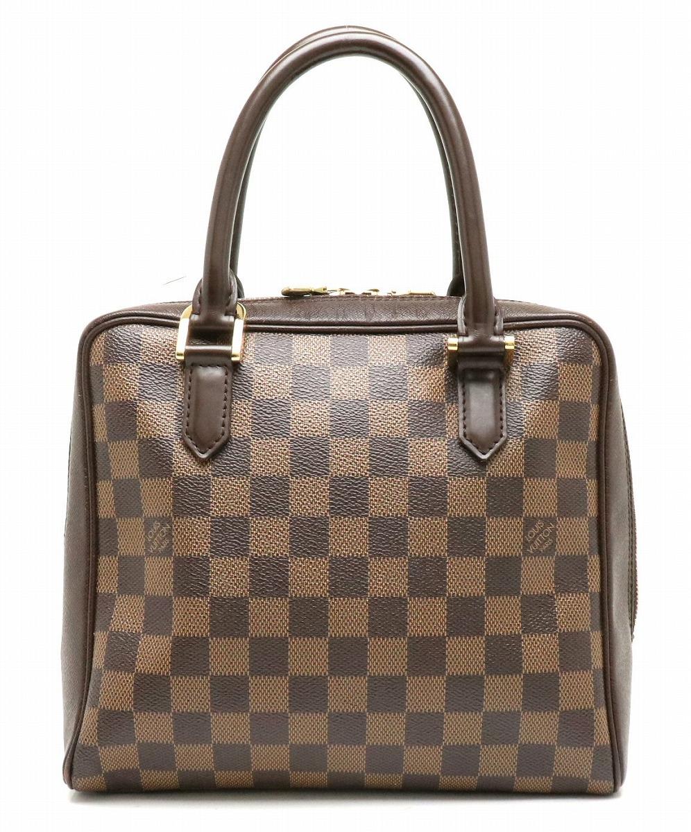 【バッグ】LOUIS VUITTON ルイ ヴィトン ダミエ ブレラ ハンドバッグ N51150 【中古】【s】