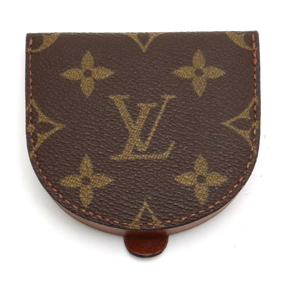 【財布】LOUIS VUITTON ルイ ヴィトン モノグラム ポルトモネ キュベット コインケース M61960 【中古】