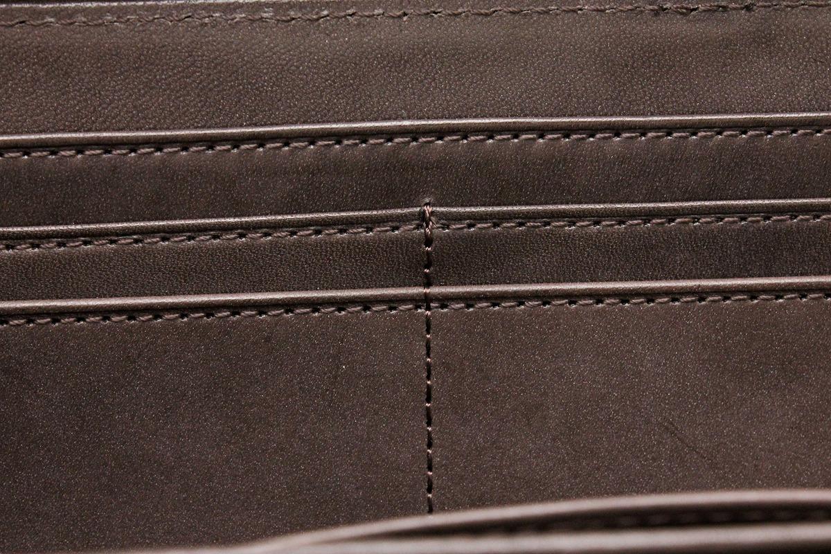 f8b8448b003b 新品未使用品】【財布】NOMADOI ノマドイ ラウンドファスナー 長財布 ...