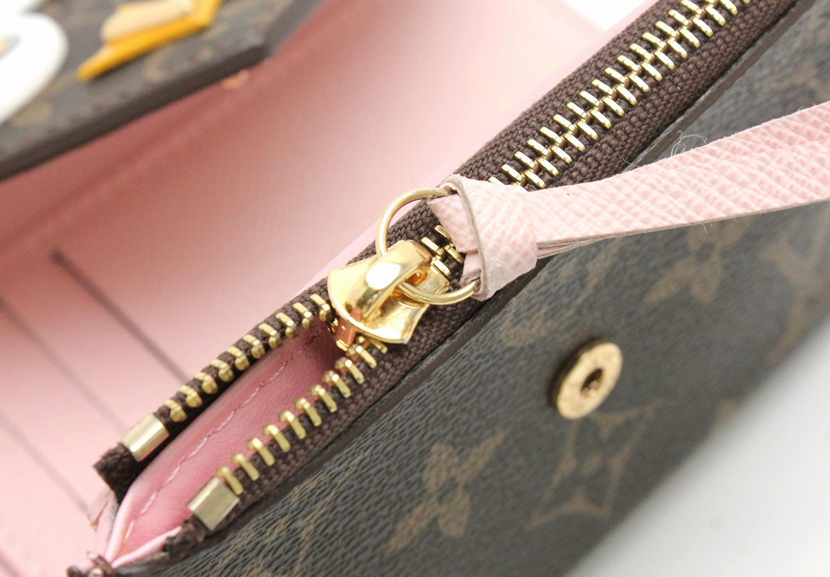 best website 2ae24 2d435 最新発見 【財布】LOUIS VUITTON ルイ ヴィトン モノグラム ...