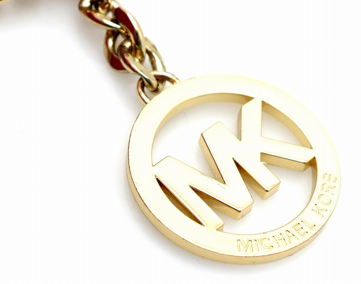 バッグ MICHAEL KORS マイケル コース マイケルコース チェーンショルダーバッグ 斜め掛け チェーンバッグ レザー ピンクローズ ゴールド金具kgIfy6Ybv7
