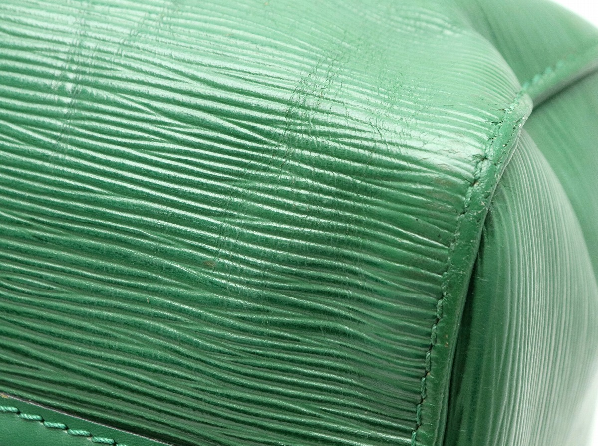 バッグ LOUIS VUITTON ルイ ヴィトン エピ スピーディ25 ハンドバッグ ミニボストンバッグ ボルネオグリーン 緑 M43014Blumin 森田質店質屋出品sBrxdWoQCeE