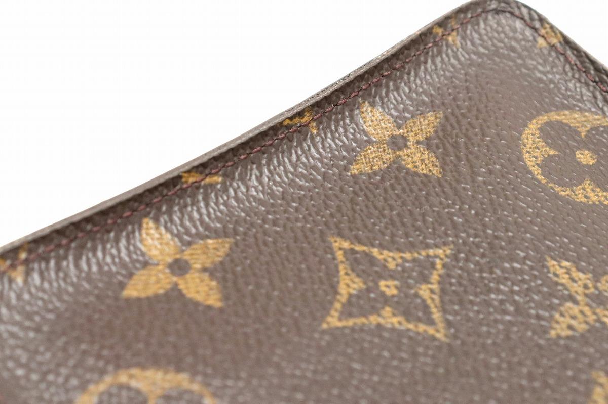 財布 LOUIS VUITTON ルイ ヴィトン モノグラム コンパクトジップ コの字型 2つ折ファスナー財布 ベタなし M61667kYy67bfg