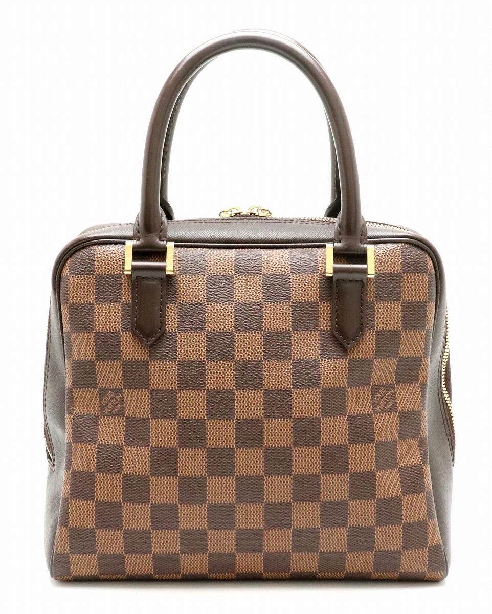 【バッグ】LOUIS VUITTON ルイ ヴィトン ダミエ ブレラ ハンドバッグ N51150 【中古】【k】