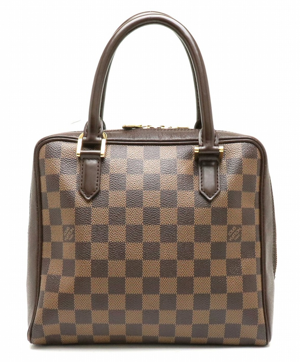 【バッグ】LOUIS VUITTON ルイ ヴィトン ダミエ ブレラ ハンドバッグ N51150 【中古】