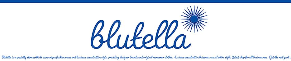 blutella:メンズビジネスシューズを扱っています。