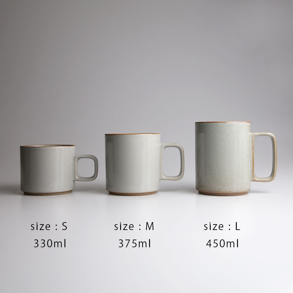 Blw Store Hasami Porcelain Mug Cup Size M Clear