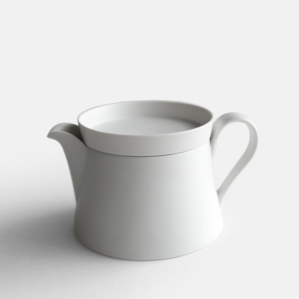 2016/ / IR/015 Tea Pot S (White Matt)【arita/ニーゼロイチロク/ティーポット/有田焼/インゲヤードローマン/Ingegerd Raman/香蘭社】[112958