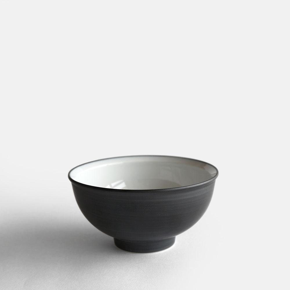 KINTO / RIM Rice Bowl(Black)[111744