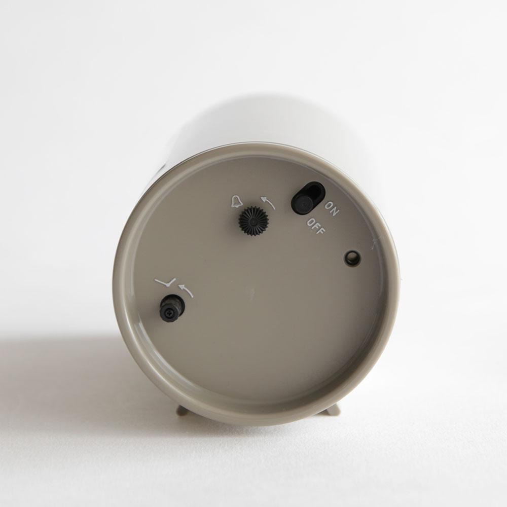 Twemco / Twemco Alarm Clock #AP-28 (Gray)[112366
