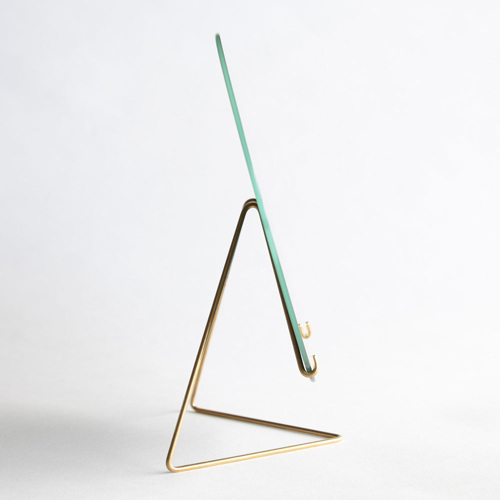 MOEBE / MIRROR-20 cmφ(Brass)[112482