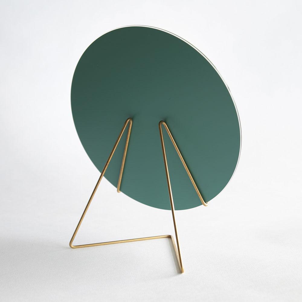 MOEBE / MIRROR-20 cm diameter (Brass) [112482