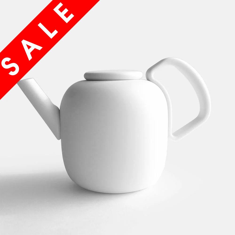 【SALE】2016/ / LR/024 Coffee Pot【在庫処分セール/arita/ニーゼロイチロク/コーヒーポット/有田焼/レオンランスマイヤー/Leon Ransmeier/畑萬陶苑】[112887