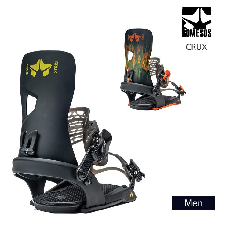 CRUX メンズ【ぼーだまん】 早期予約 ROME ローム バインディング クラックス ビンディング スノーボード 2021