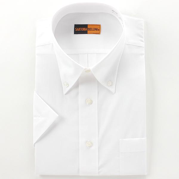 爆売り 大きいサイズ メンズ 3L 4L 5L 6L Y シャツ ビジネス ワイシャツ カッター ドレス ビッグ hcl160-900 無地 2点目半額 ボタンダウン 半袖 ホワイト 永遠の定番 7L 2L ボタンダウン半袖ワイシャツ レギュラー BELLINI ドゥエボトーニ SARTORIA