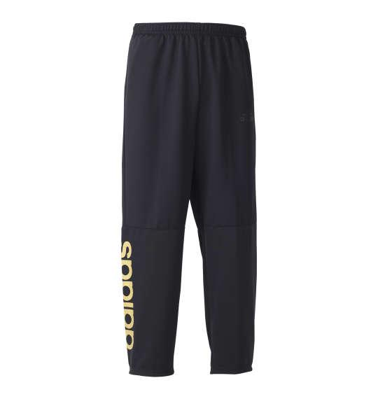 【大きいサイズ】【メンズ】 adidas ウォームアップパンツ ブラック 1176-8331-2 [3XO・4XO・5XO・6XO・7XO・8XO]