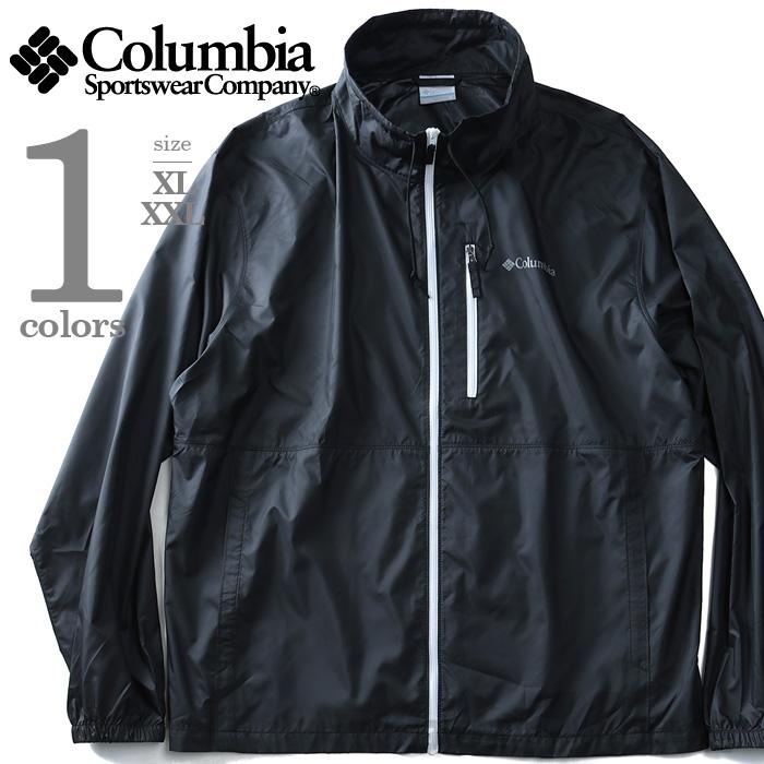 【大きいサイズ】【メンズ】Columbia(コロンビア) ウインドブレーカー【USA直輸入】xm0026