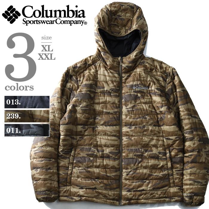 【大きいサイズ】【メンズ】Columbia(コロンビア) 中綿ジャケット【USA直輸入】xm0565