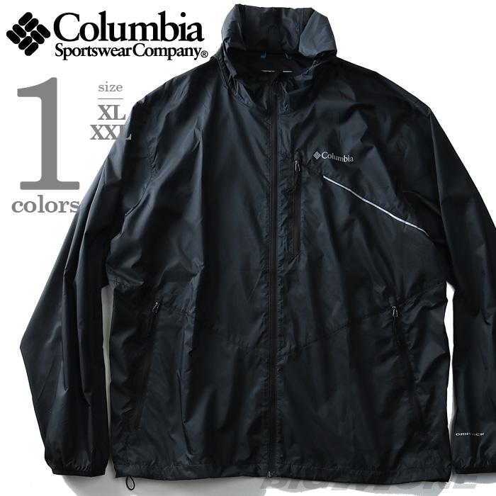 【大きいサイズ】【メンズ】Columbia(コロンビア) フルジップジャケット【USA直輸入】xo0023