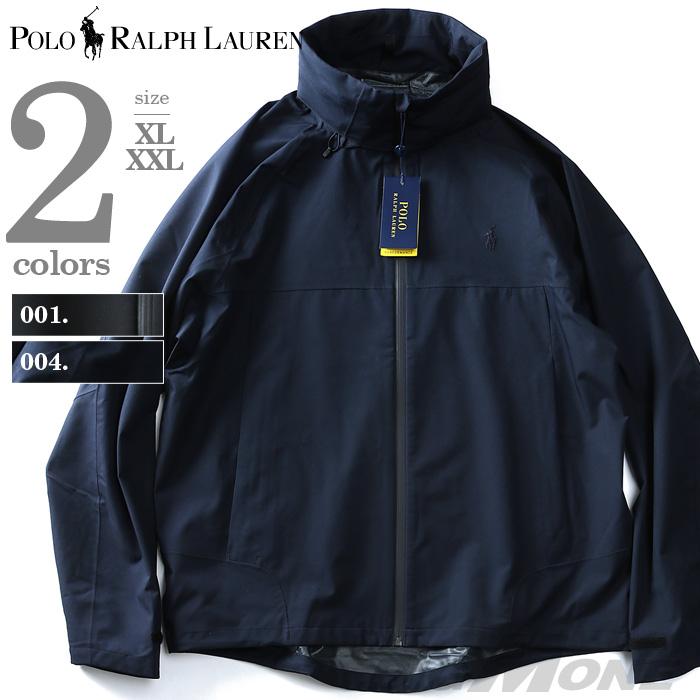 【大きいサイズ】【メンズ】POLO RALPH LAUREN(ポロ ラルフローレン) フルジップジャケット【USA直輸入】710671236