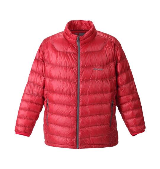 【大きいサイズ】【メンズ】 Marmot 1000Easeダウンジャケット ダークレッド 1173-8330-3 [3L・4L・5L・6L]