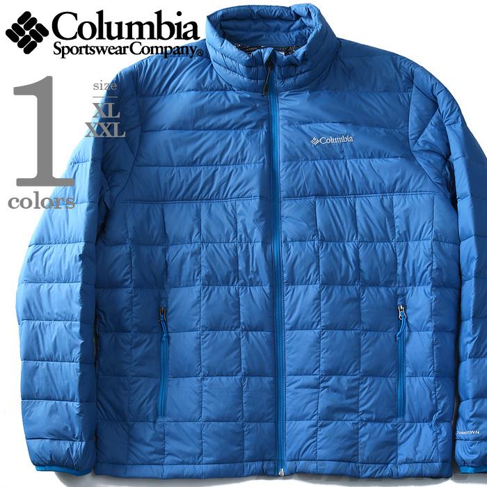 【大きいサイズ】【メンズ】Columbia(コロンビア) ダウンジャケット【USA直輸入】xo0380