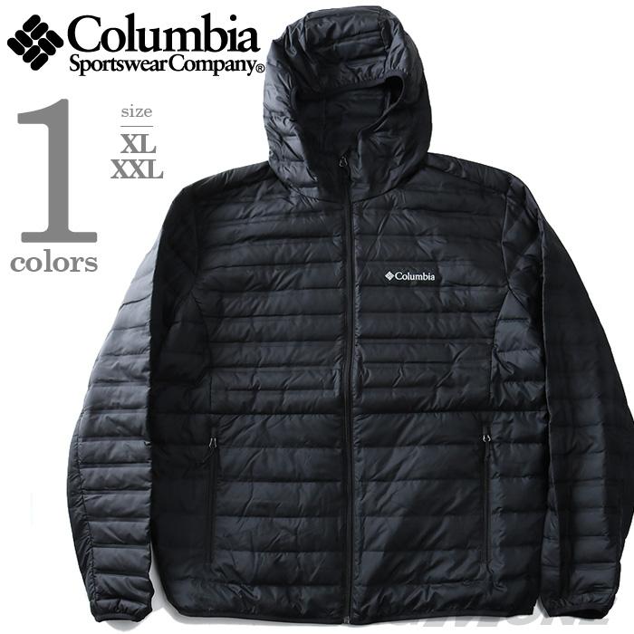 【大きいサイズ】【メンズ】Columbia(コロンビア) ダウンジャケット【USA直輸入】xo0381