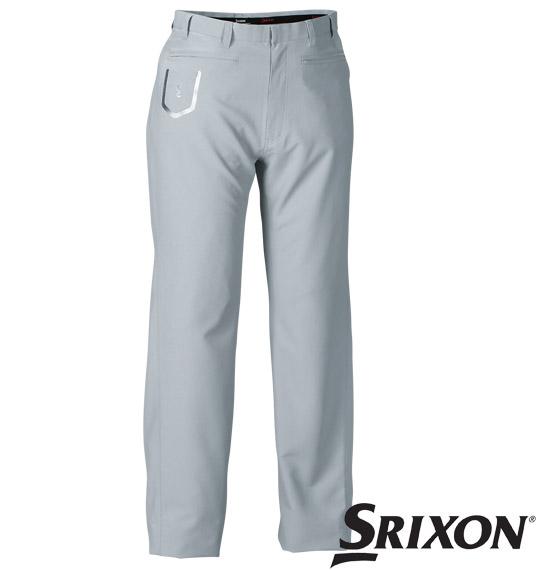 大きいサイズ メンズ SRIXON ストレッチパンツ シルバー 1174-3110-1 [100・105・110・115・120]