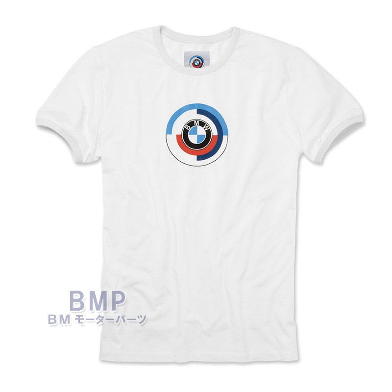 BMW 純正 MOTORSPORT HERITAGE COLLECTION Tシャツ ユニセックス